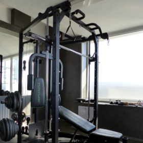 Gym, club rooms and study dooms are closed